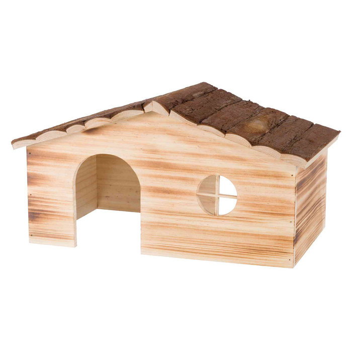 Casita Ragna, Natural Living, Laminada, 43 x 22 x 25 cm