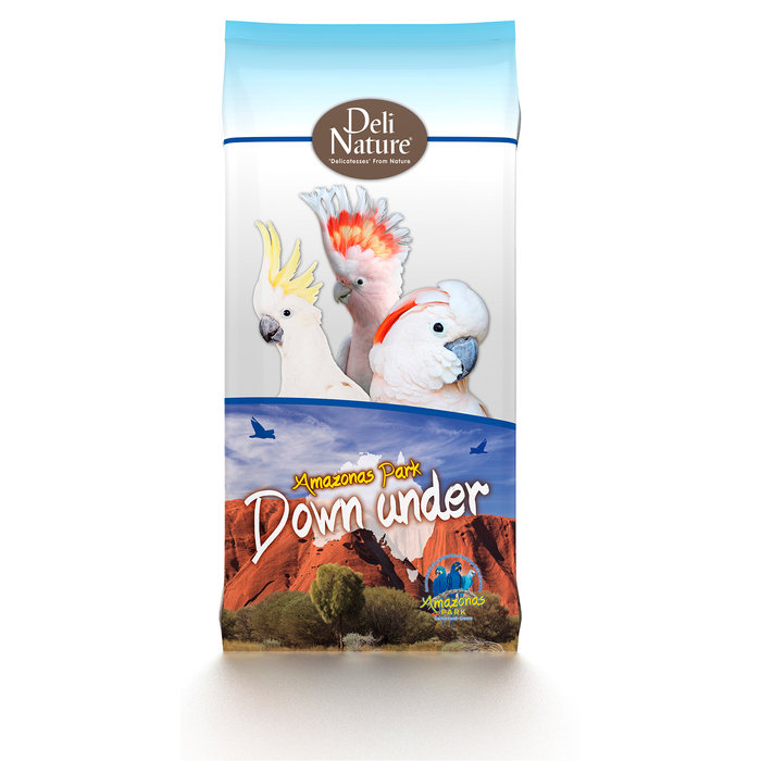 Mixtura Amazonas Park Down Under (Australiano), Deli Nature, 2 kg
